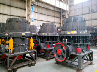 Working Principle Cone Crusher
