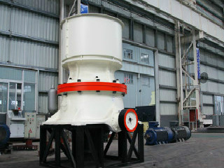 Turkish Cone Crusher