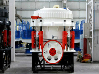 Kawasaki Secondary Cone Crusher