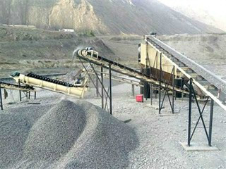 Equipment Needed To Process Mine Tailings Arab