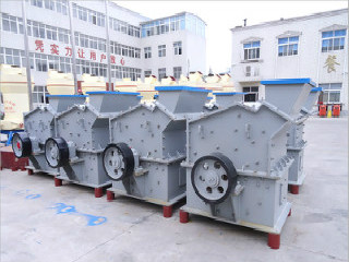 Hammer Crusher Basic Parameters Calculation