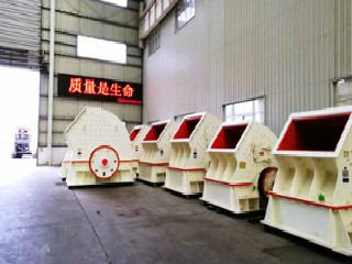 Ring Hammer Crusher Structure India