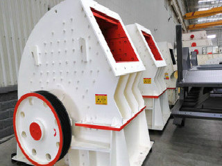 Technical Parameters Of Tunisian Hammer Crusher