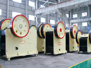 Model Pe X Single Toggle Jaw Crusher From China