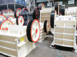 Jaques Jaw Crusher Cook Industrial Minerals