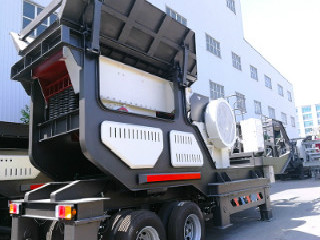 Used Usa Crusher Mobile Machine