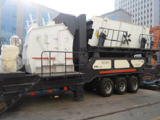Ftm China Manufactured Portable Stone Crusher For