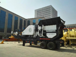 Mini Portable Mobile Concrete Crusher Machine For