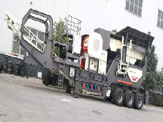Chines Mobile Crushers Mobile Crushing Station