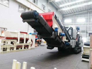 Chinese Portable Jaw Crusher