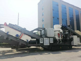 Mobile Concrete Crusher On Tracks For Sale