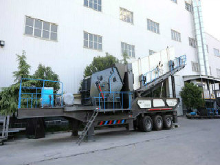 Famous Brand Portable Crusher Plant