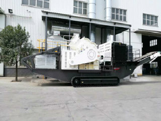 Portable Crushermobile Crusher Stationmobile