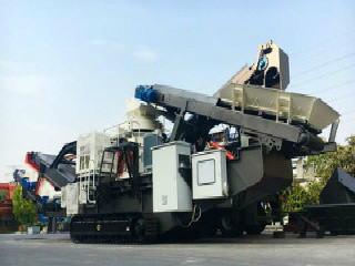 Japanese Technology Mobile Stone Jaw Crusher