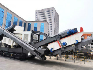 Chinese Used Crushers Mobile