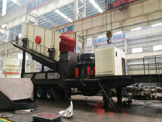 Mobile Diesel Stone Crusher Japan