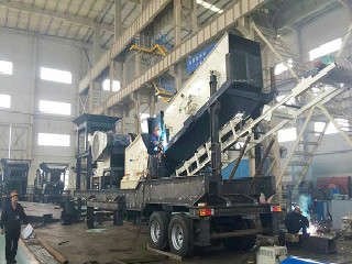 Limestone Portable Crusher For Sale In India