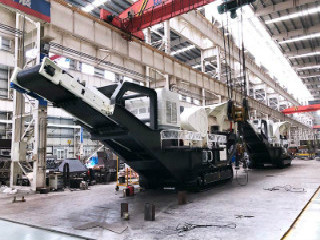 Used Mobile Crusher In Usa