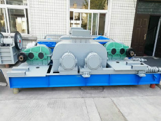 Double Roll Crusher Grinder China
