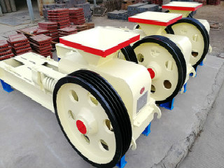 Double Roll Crusher China
