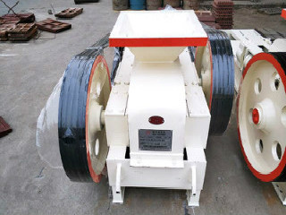 Jaw Crusherdrc Jaw Crusher Capacity 400 Tph