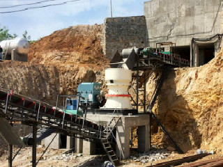 Erection Stone Crusher Sfinance Mining Machine