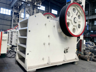 Can Can Crusher Design For Iron Ore