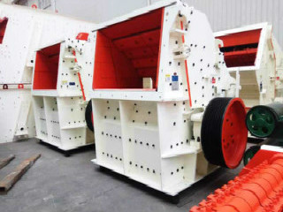 Australia Concrete Rubble Crusher