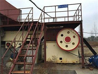 Zenith Crusher Plant Erection Procedure