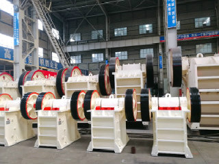 Jaw Crusher Erection Procedure