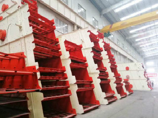 Screening Plant Crusher Equipment